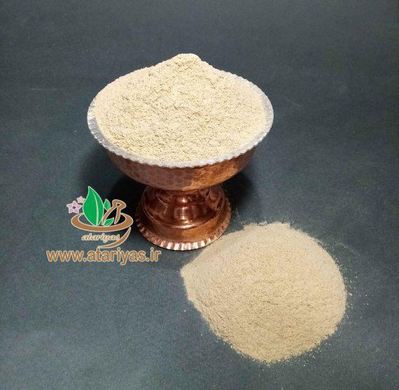 پودر سبوس برنج