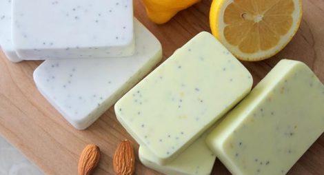 خواص صابون های گیاهی و فواید آن برای پوست و مو